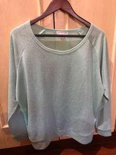 Cotton On Glittery Blue Sweater
