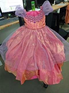 [Preloved] Disney Princess Ariel Gown