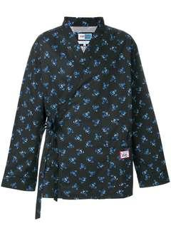 KENZO printer pyjama shrit  男M碼