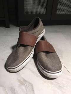 Puma El Rey Leather and Tweed