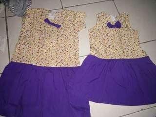 (📮 Postage Included) Sisters siblings matching outfits dresses