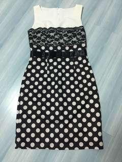 Pokka Dots dress