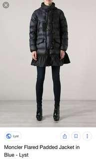 ISO Moncler Flare Jacket