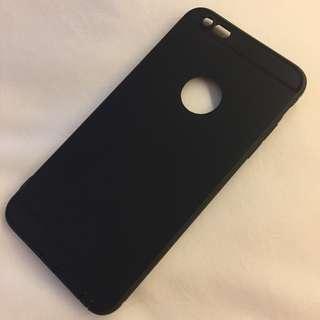 Soft Matte Black Case for iPhone 6+/6Plus
