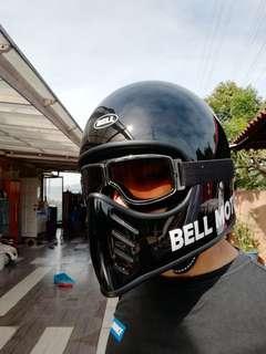 helmet fullface bell moto iii