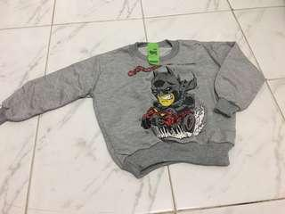 Promo! Baju hangat anak
