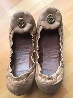 Preloved TORY BURCH Flat Shoes Authentic 💯