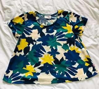 Bayo Floral blouse