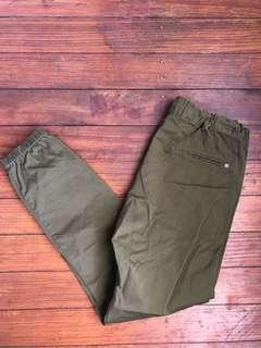 Roxy relaxed fit boho jean cargo pants sizeS 8-10