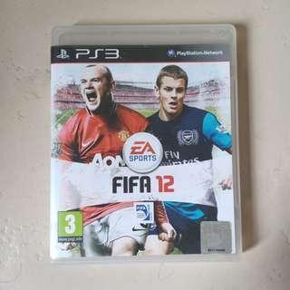 BD PS3 FIFA 12 - REGION 2
