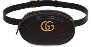 LNIB Gucci Belt Bag Marmont