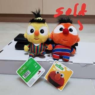 [SESAME STREET] Bert & Ernie
