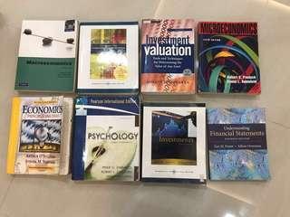 Investment / Economics /  Financials books