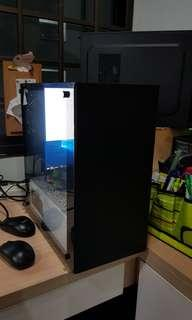 Budget work station custom pc. Upgradeable to gaming pc - gtx 1060 1070 1080 ti rtx 2060 2070 2080 ti