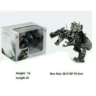 (Pre-Order) Transformers: Age Of Extinction KO Statue