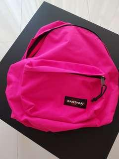 Eastpak Backpack in Pink #MakeSpaceForLove