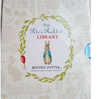 The Peter Rabbit Library boxed set