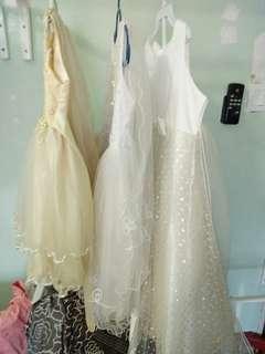 Various flower girl princess dress