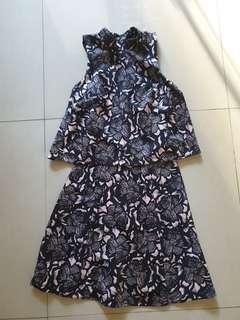 Miss Selfridge Dress (Size 34)