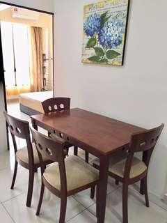 Dining table sets (price reduce)