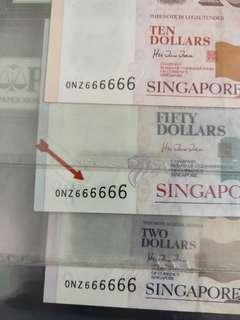 新加坡纸币