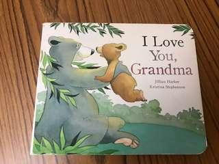 I love you grandmum
