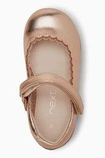 全新英國兒童鞋 - Rose Gold