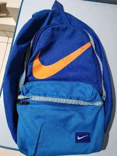 Nike Backpack - Small Blue