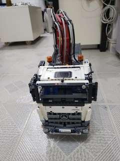 Lego 貨櫃車