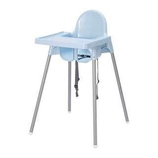 IKEA Antilop High Chair Kursi Makan Bayi
