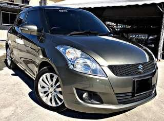 SUZUKI SWIFT 1.4 (A) MILLEAGE 37K++