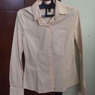 mango basic shirt