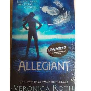 The Divergent series (Brand new)