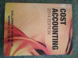 Cost Accounting 2014 Edition