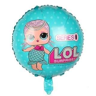 LOL surprise balloon