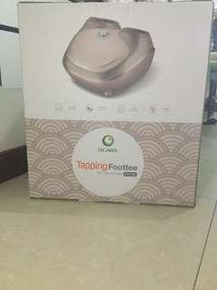 Ogawa Tapping Footie foot massager