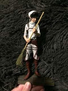 Cleaning Erwin figure