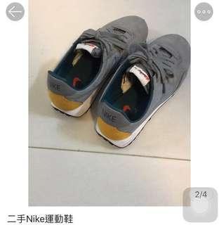 🚚 二手Nike運動鞋(已有買家)
