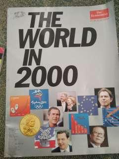 The World in 2000 by The Economist Publication