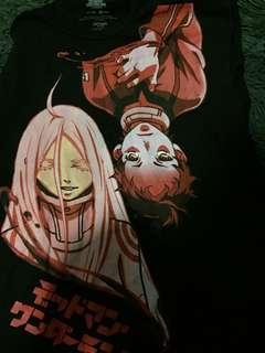 Deadman wonderland shirt
