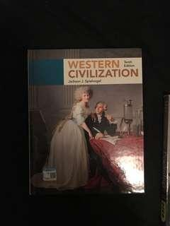 Tenth edition western civilization