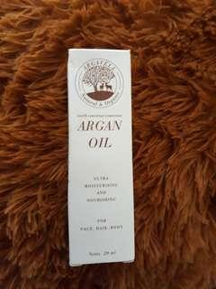 Argan Oil - 20 ml - Argavell Certified Unrefined ORIGINAL -source from Morocco
