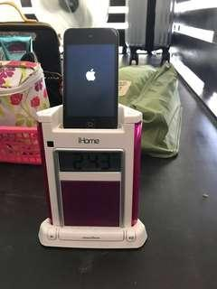 iPod Touch 4th Gen 32GB + iHome