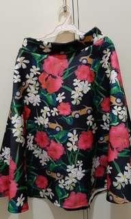 Long skirt floral db
