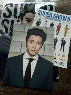 Super junior sj東海 Donghae super show 6 set