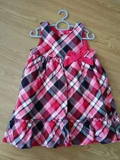 🚚 Assorted branded dresses for baby girl