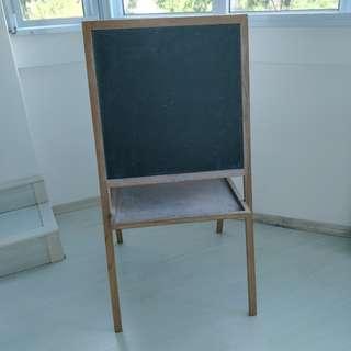Ikea Easel / Whiteboard, Blackboard , Painting