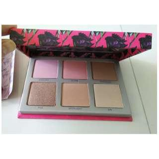 Brand New Urban Decay Afterglow Palette Highlighter + Blush Makeup Cosmetics