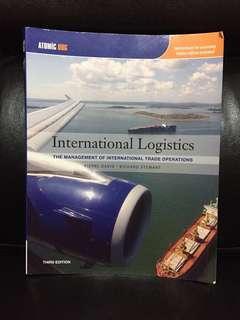 🚚 Internacional Logistics 教科書 課本