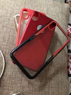 Case iphone X mulus bagus bersih